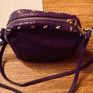 NWT Steve Madden purple crossbody purse